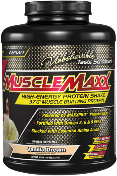 MuscleMaxx Protein 2.27kg (5lb)